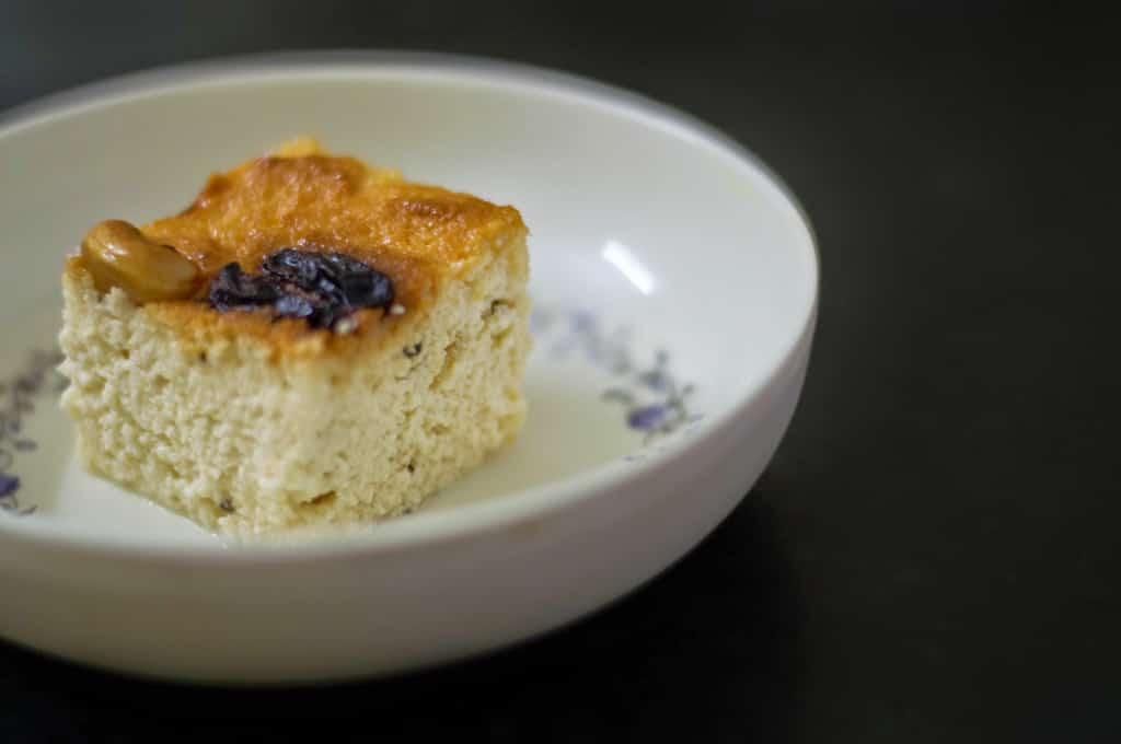 Cheese Cake Describe