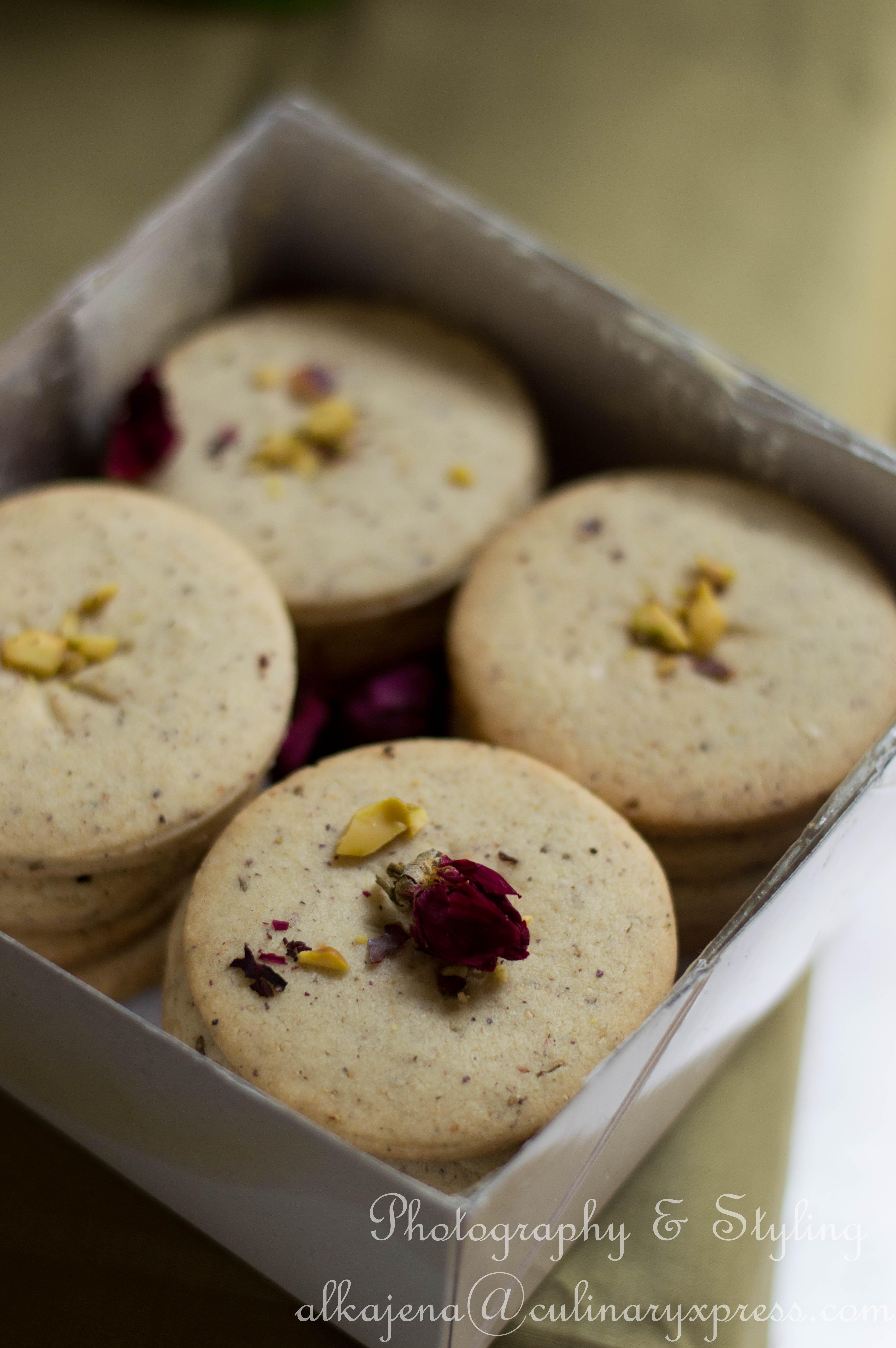 Thandai Cookies