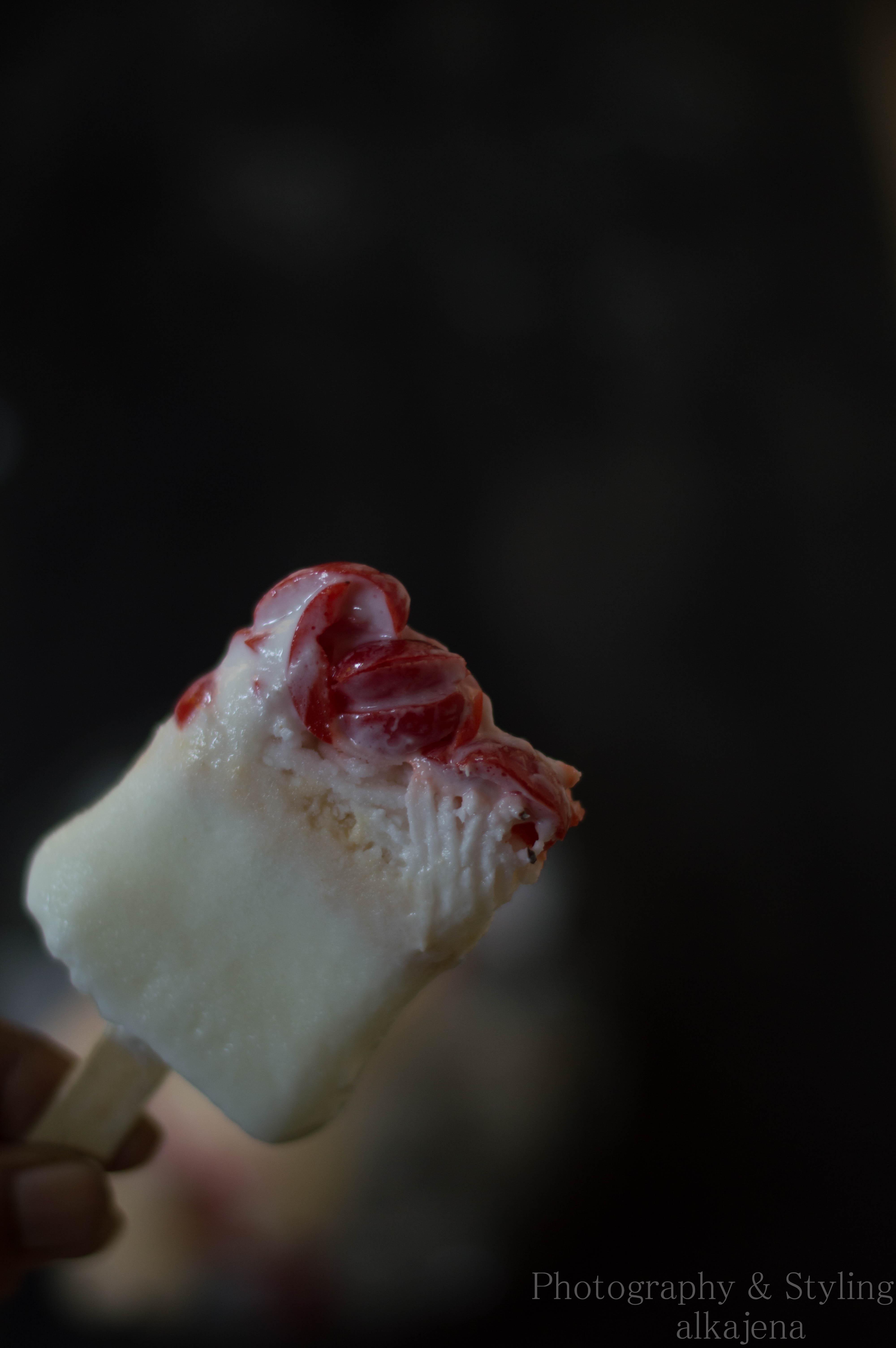 Caramel Lassi Popsicles