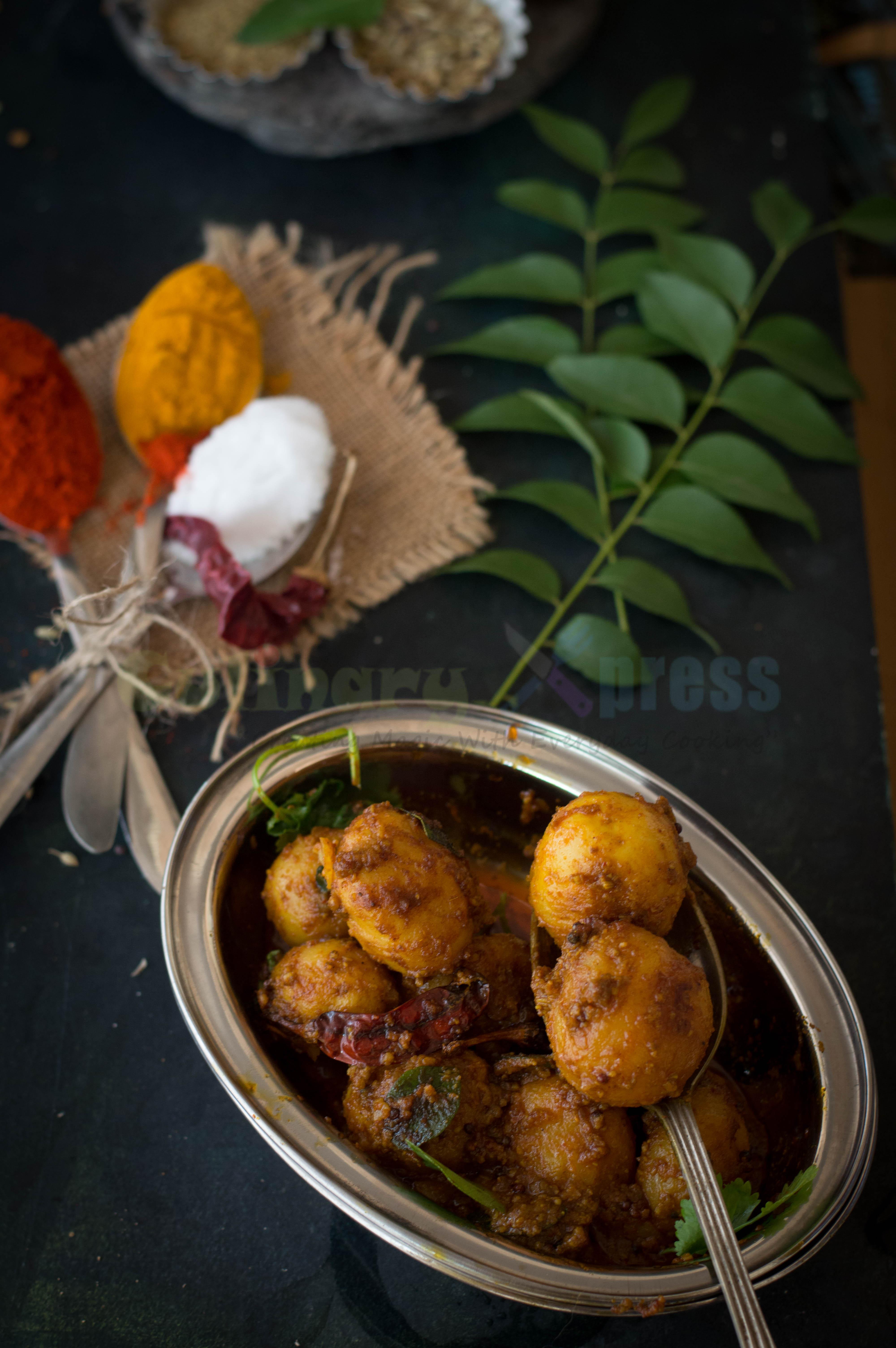 Achari Aloo