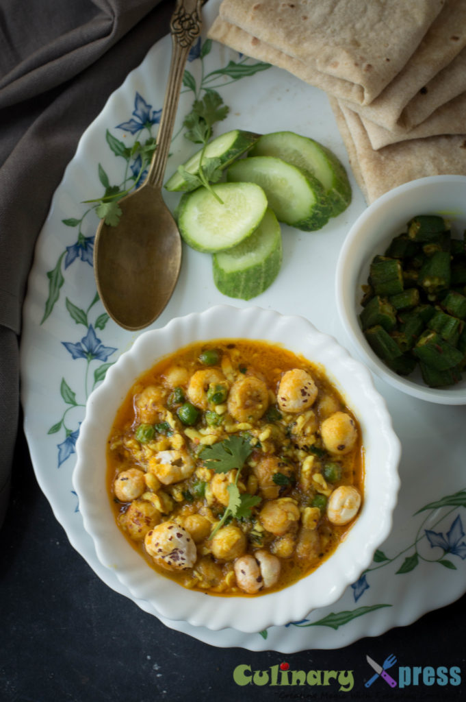 Paneer Makhane Ki Sabzi Everyday Lunch Ideas Culinaryxpress