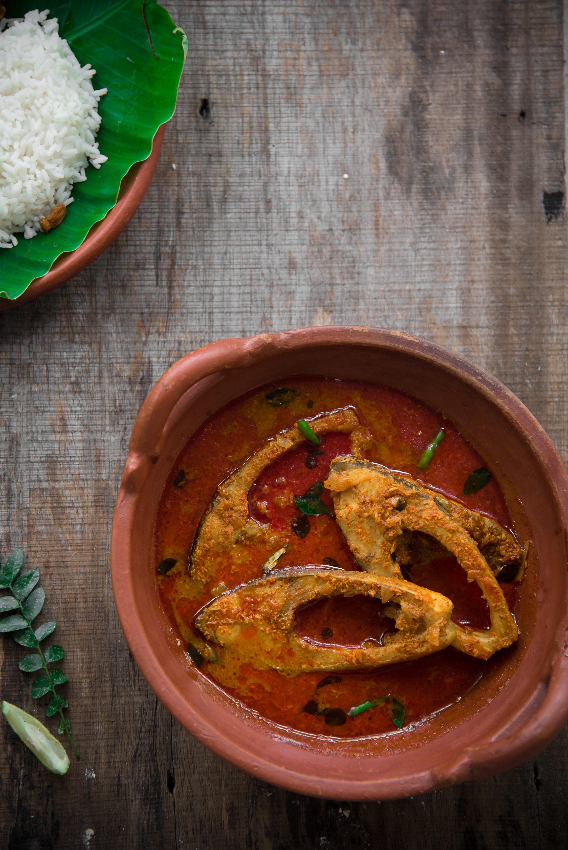 Mangalorean Fish Curry